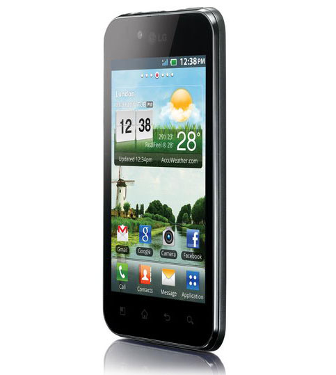 LG Optimus Black поступит в продажу в Европе уже в мае 2011